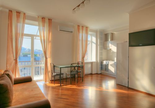 Kiev 1 bedroom  luxury apartment